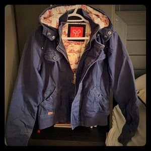 Vintage tna aviator jacket